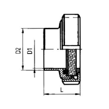 Диоптр гаечный 5151 схема