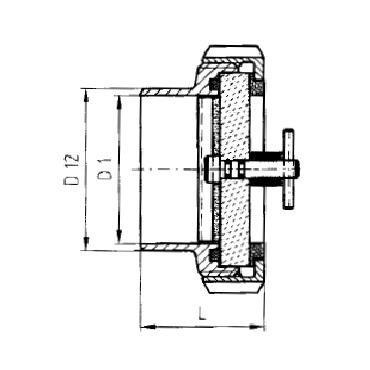 Диоптр гаечный со скребком сварка 5154 схема