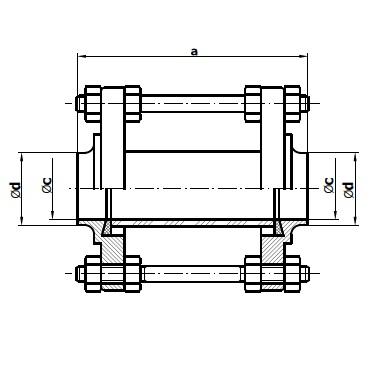 Диоптр трубный сварка/сварка 5156 схема