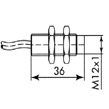 Индуктивный датчик 4436 схема
