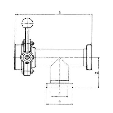 Клапан трехходовой с одним затвором ррр схема
