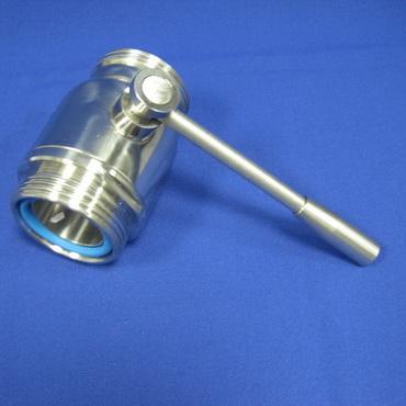 Кран шаровой AISI 304/316L резьба/резьба