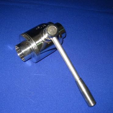 Кран шаровой AISI 304/316L сварка/сварка