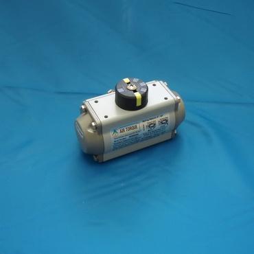 Пневмопривод горизонтальный одинарного действия воздух/пружина AISI 304 С-Р