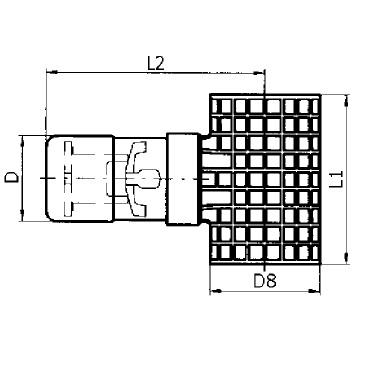 Подсветка диоптра трубного 5180 схема