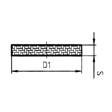 Стекло для диоптра гаечного 5152 схема