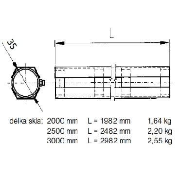 Защита уровнемера 5316A схема