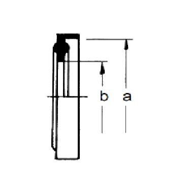 2123 Кламп уплотнение схема