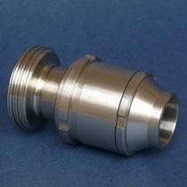 5081A Клапан обратный резьба/сварка
