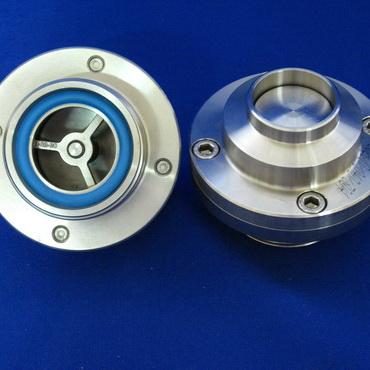 5082D Клапан обратный сварка/резьба
