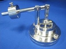 5340 PN Кран вакуумный с грузом фланцевое соединение