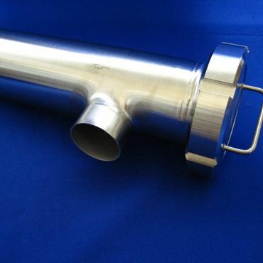 5350 Трубный фильтр прямоугловой сварка/сварка